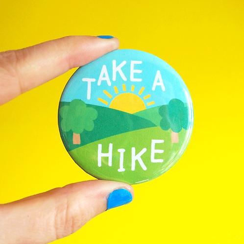 Badge - Take a Hike