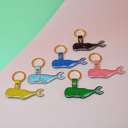 Humpback Whale Key-Fob