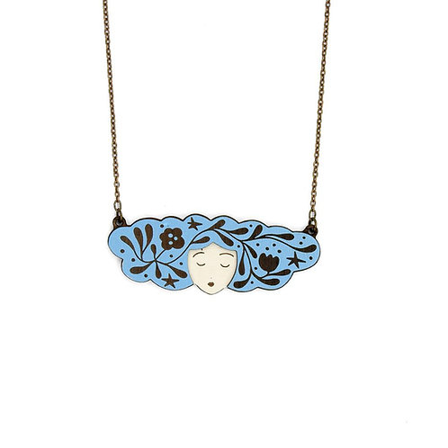 Cosmic Woman Necklace