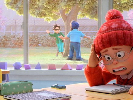Turning Red - Crescer é uma Fera, teaser trailer da nova animação da Pixar