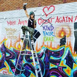 Make America Kind Again - Rise Up