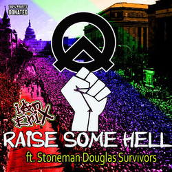 Raise Some Hell Cover Art