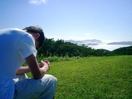 Buscando santidade na oração – Pr. Sammy Tippit