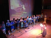 Cranleigh Community Choir performance