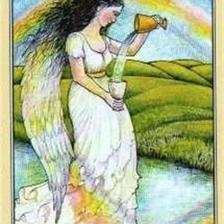 TEMPERANCE - THE CARD OF BALANCE