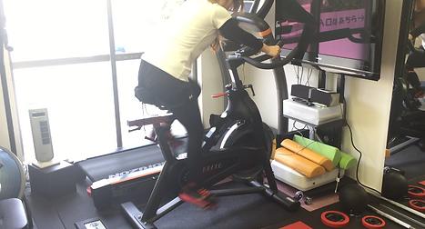 浜松 スピンバイク ダイエット