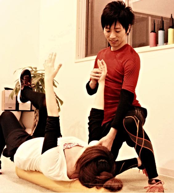 浜松 パーソナルトレーニング
