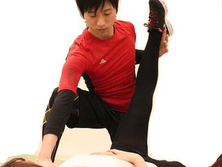 【浜松市】足がつる・・・ストレッチは有効か?