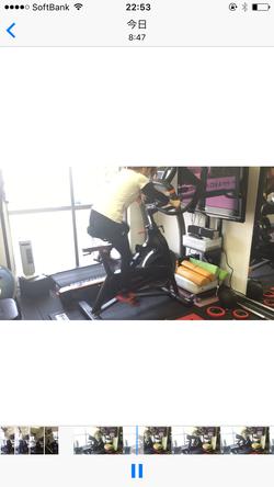 スピニング&ハートレートトレーニングシステム