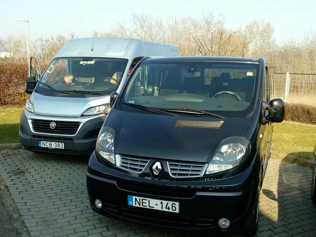 รถเช่าพร้อมคนขับในยุโรป