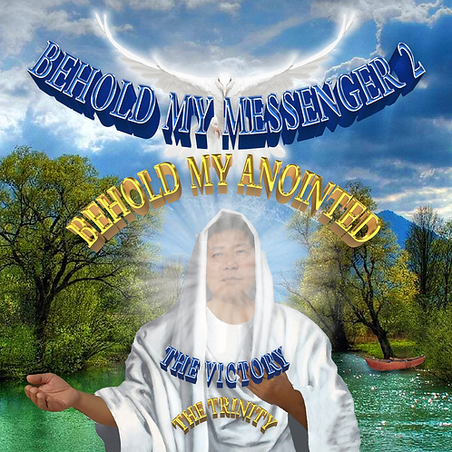 Music Album Behold My Messenger 2 Behold My Anointed