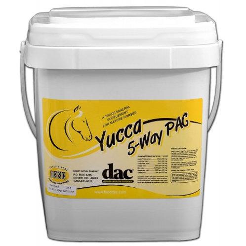 Yucca 5-Way PAC 20#