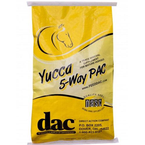 Yucca 5-Way PAC 40#