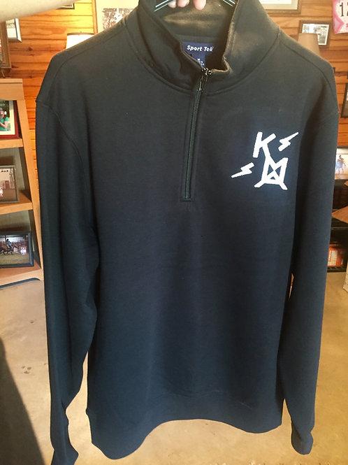 Unisex 1/4 Zip Sweatshirt