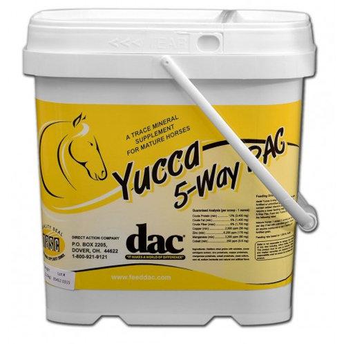 Yucca 5-way PAC 5#