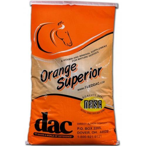Orange Superior 40#