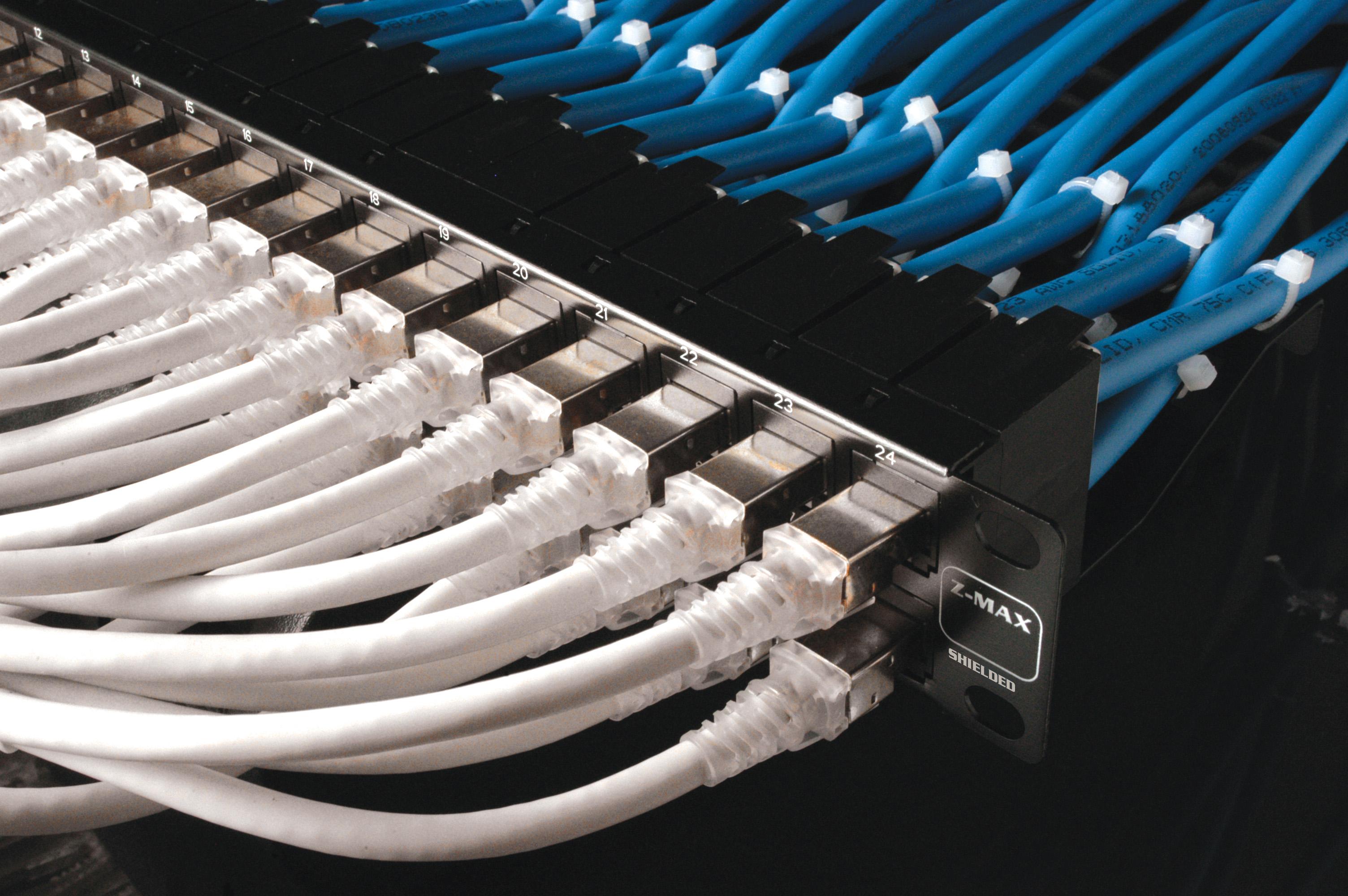 LAN / WAN Cabling