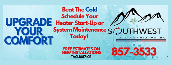 Heater Repair El Paso, Heater Replacement El Paso, Heater Repair Service