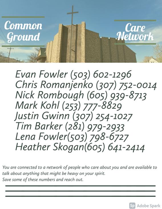 Church Care Network