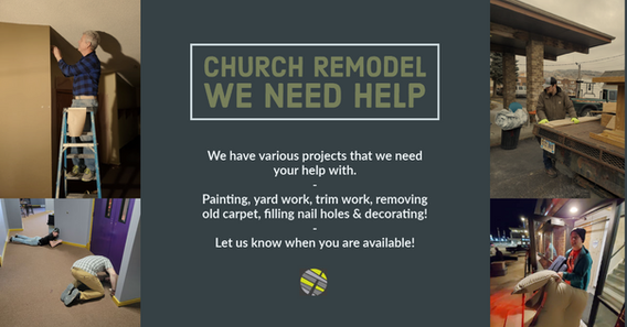 Church Remodel Projects