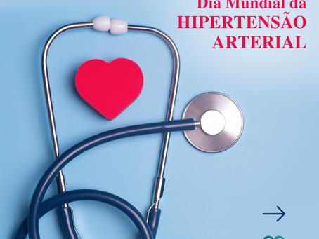 17 de Maio - Dia Mundial da Hipertensão Arterial