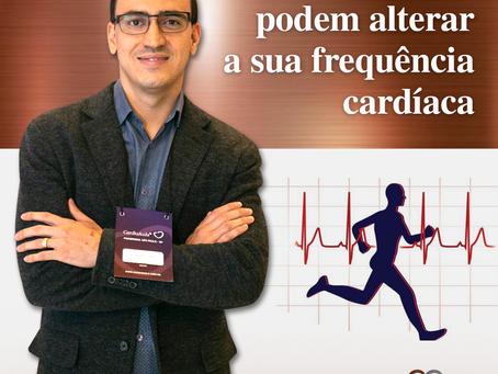 Fatores que podem alterar a sua frequência cardíaca