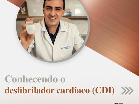 Conhecendoo desfibrilador cardíaco (CDI)