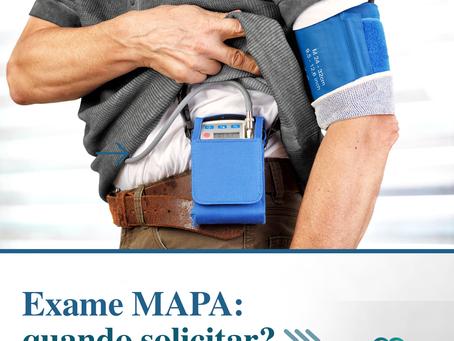 Exame MAPA: quando solicitar?