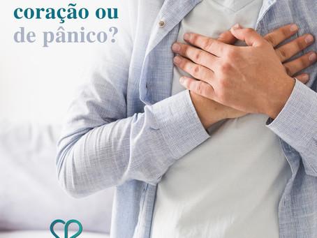 Ataque do coração ou de pânico?