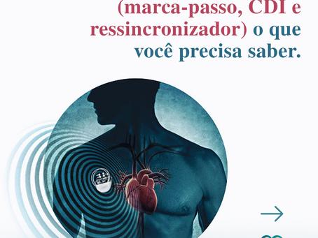 Infecção de dispositivo (marca-passo, CDI e ressincronizador)