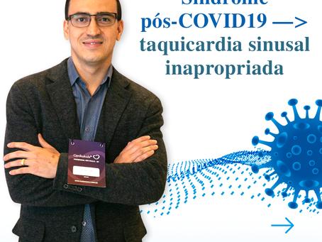 Síndrome pós-COVID19