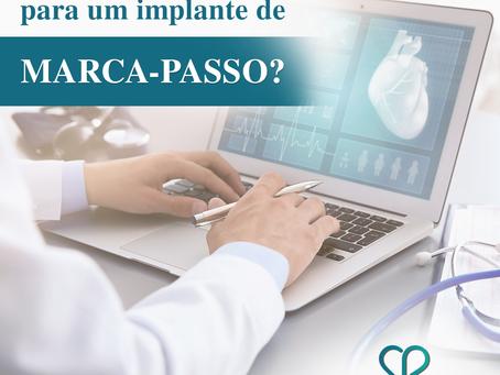 Qual o preparo para um implante de marca-passo?
