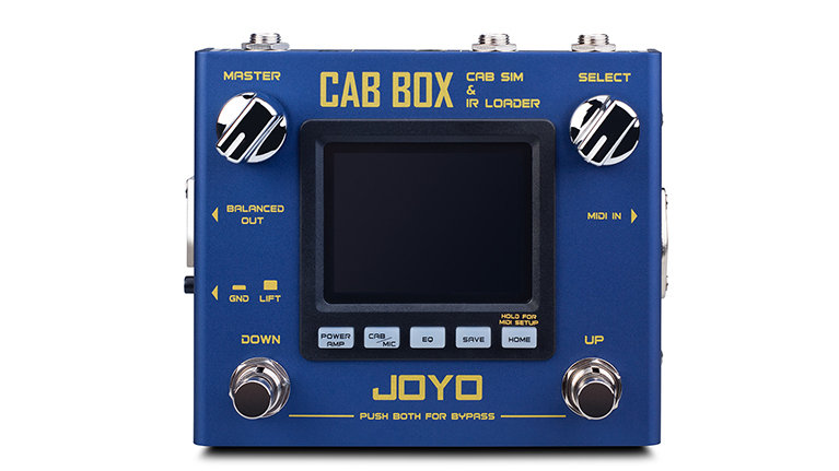 JOYO R Series R-08 CAB BOX(Cab Sim+IR Looper)