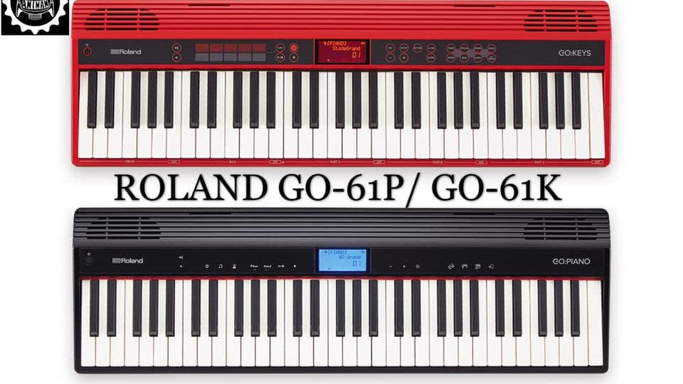 Roland GO61P/61K【代CALL貨VAN 送貨服務 運費到付】 的副本