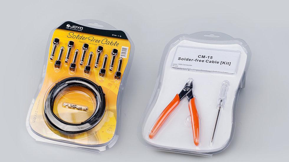JOYO CM-15 Solder-Free Cable