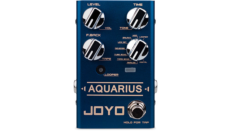 JOYO R Series R-07 AQUARIUS(Delay+Looper)