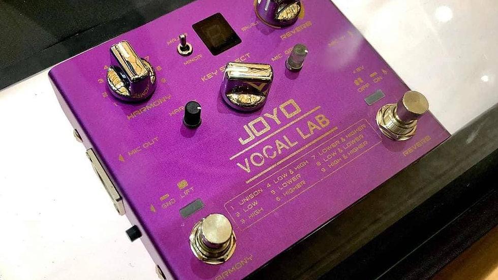 JOYO R Series R-16 Vocal LAB(人聲效果器)