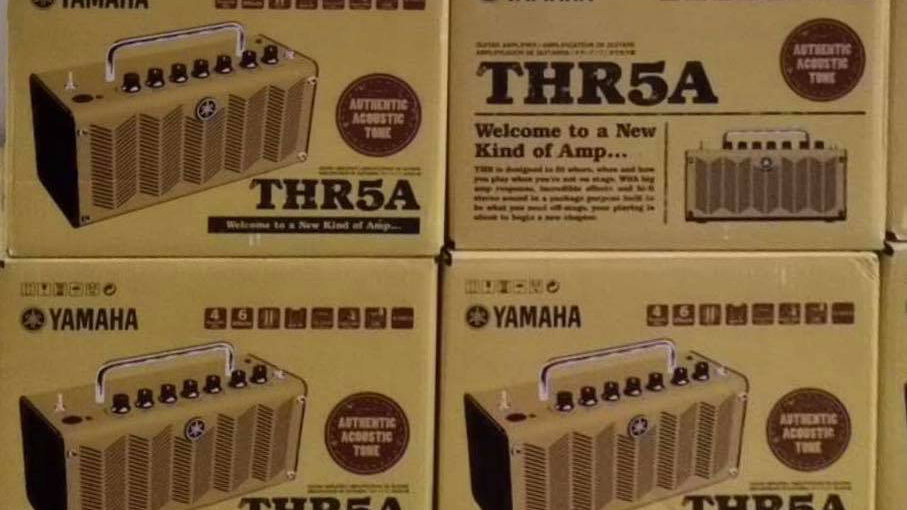 Yamaha THR5A【代Call貨VAN送貨 運費到付】