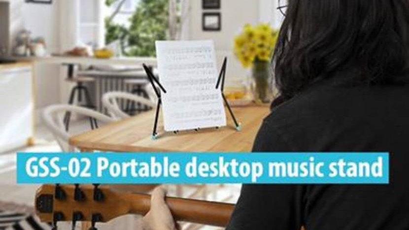 Joyo Gss-02 Portable Desktop Music Stand 坐枱式譜架(輕便好用)