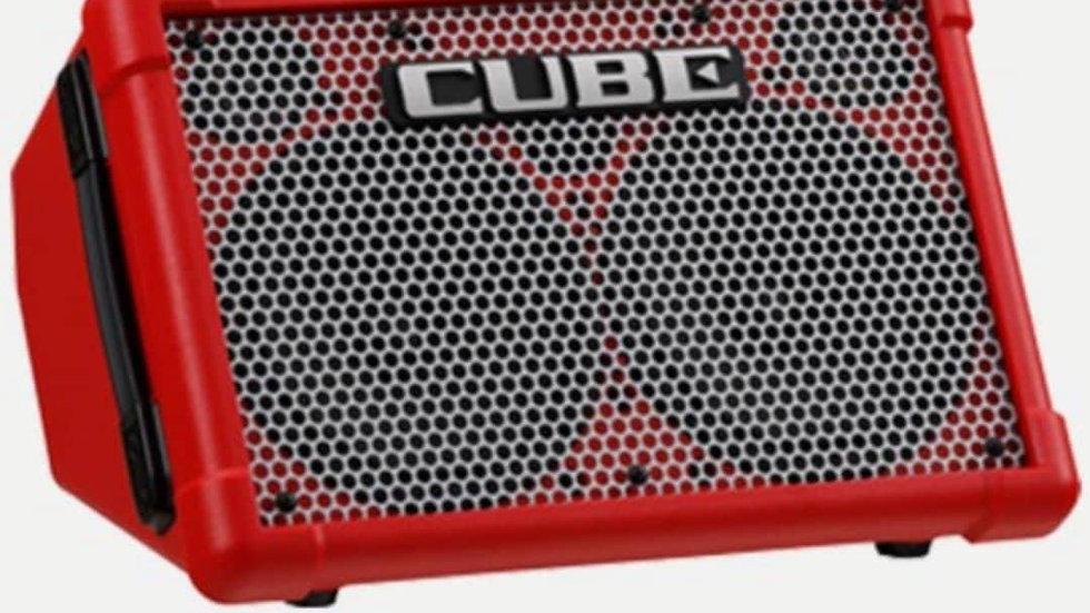Roland Cube Street EX (RED)【原裝袋+$200】【代Call貨VAN送貨 運費到付】