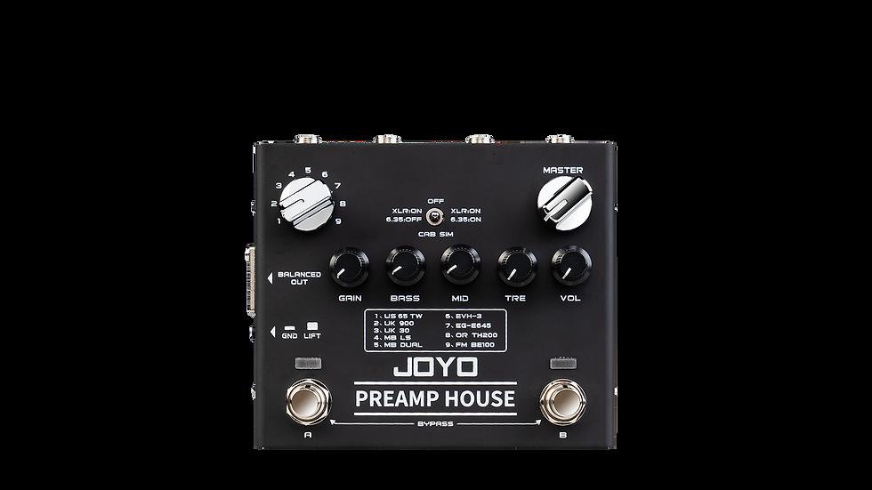 JOYO R Series R-15 Preamp House(preamp di)