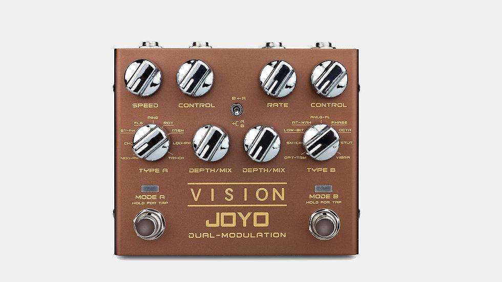 JOYO R Series R-09 VISION(Sound Modulation)