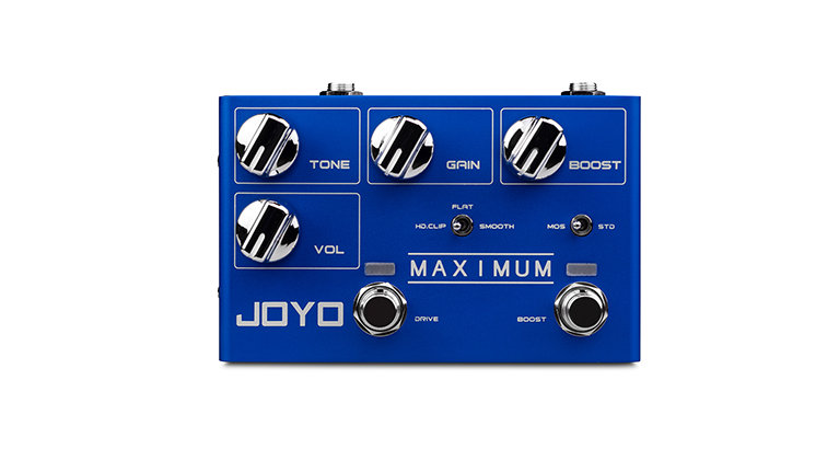 JOYO R Series R-05 MAXIMUM(Overdrive)