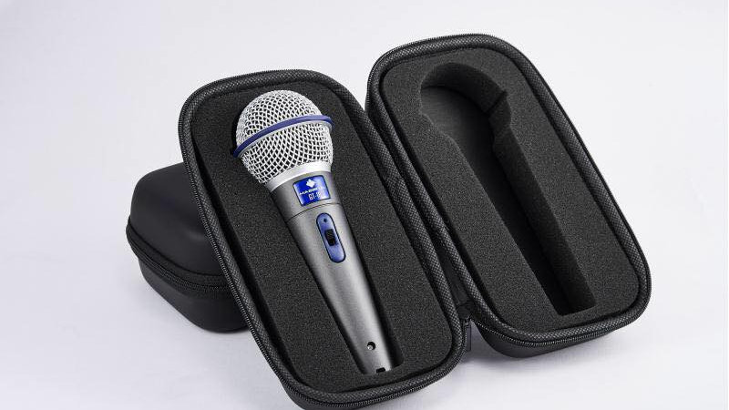 M3 Massfun Gt-18 Dynamic Microphone