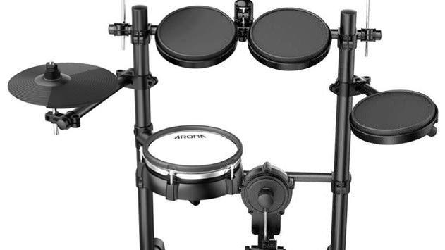 Aroma tdx15s Electric Drum(snare 網面,真鼓pedal)【代Call貨VAN送貨 運費到付】
