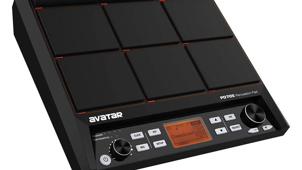 Avatar - PD705 ELECTRONIC PERCUSSION PAD