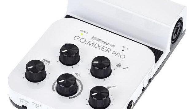 *預訂款*Roland Go mixer pro 請直接WTSAPP 93064017
