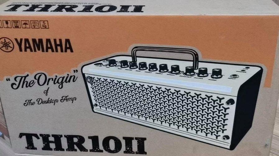 Yamaha THR10II 【代Call貨VAN送貨 運費到付】