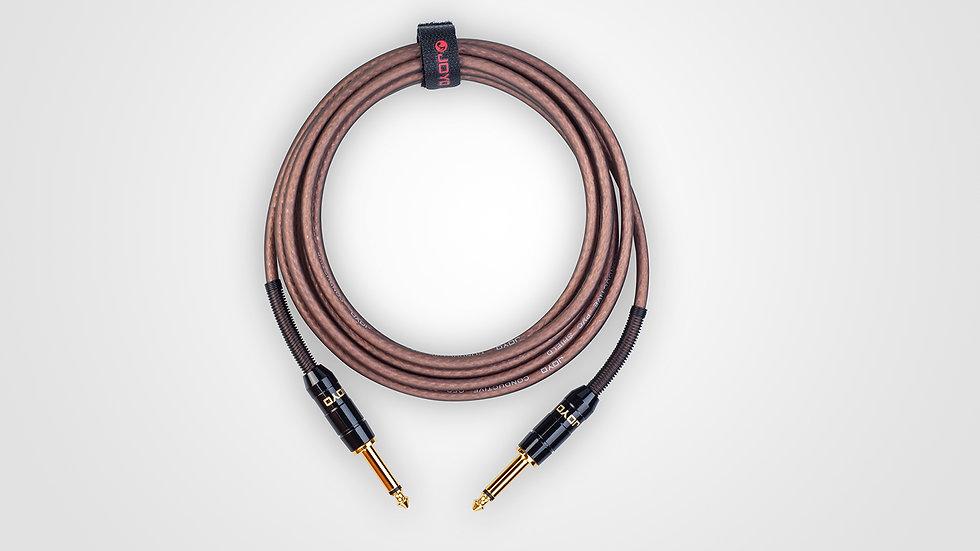 JOYO Hi-End Cable 6.3mm(straight plug雙直頭 3M) CM-18 & CM-21