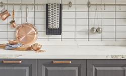 Kitchen brass utensils, chef accessories_edited